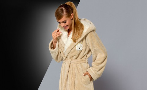 Women's bathrobe Abi - Collection autumn – winter 2015/16