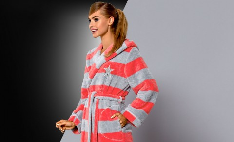 Women's bathrobe Fee - Collection autumn – winter 2015/16