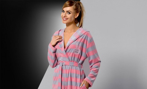 Women's bathrobe Blu - Collection Spring - Summer 2016