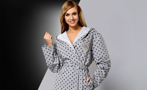 Women's bathrobe Momo - Collection Spring - Summer 2016
