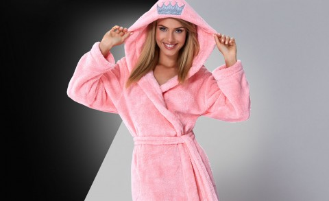 Women's bathrobe Gajana - Collection Autumn - Winter 2016/17