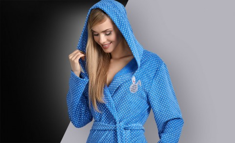 Women's bathrobe Chacha - Collection Spring - Summer 2017
